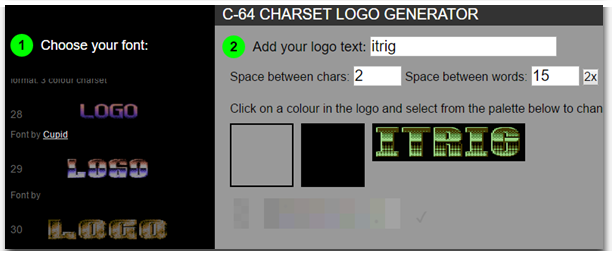 C64-_logo-generator