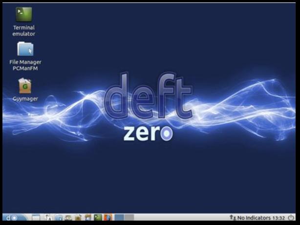 DEFT-Zero