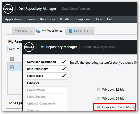 DellRepositoryManager
