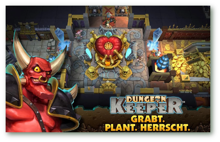 Dungeon-Keeper-Android