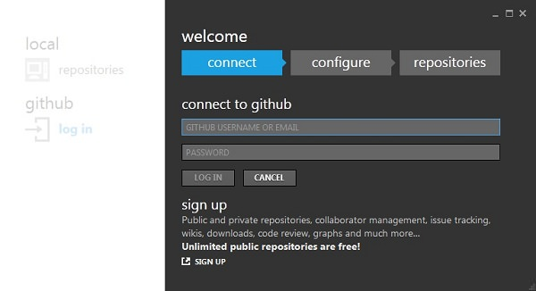 GitHub-Windows-Client