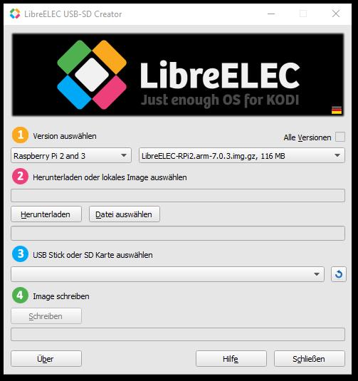 LibreELEC-USB-SD-Creator