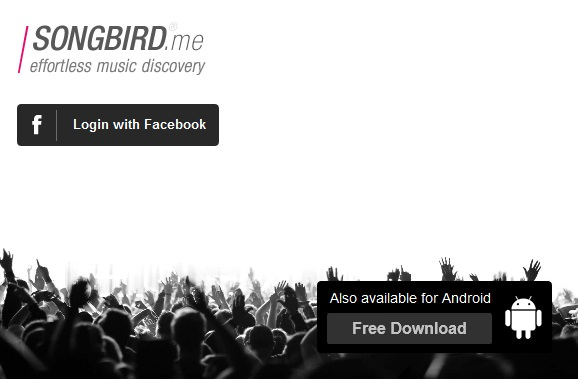 Songbird-android