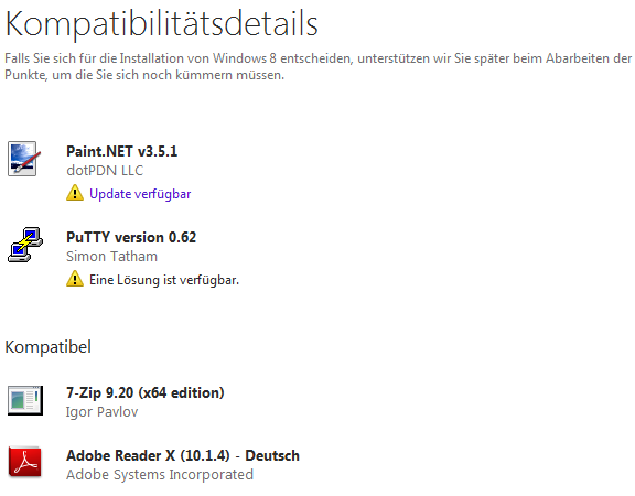 Windows8-Upgrade-Assistent_kompatibiltaetsdetails