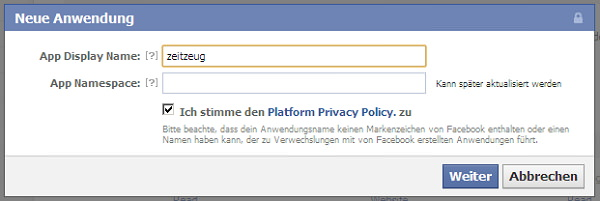 facebook-developer-app-erstellen