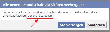 Likes von anderen entfernen facebook