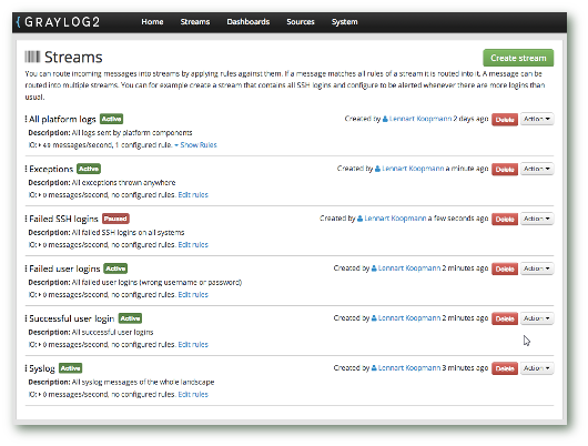 graylog-streams