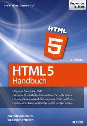 Freies Html5 Handbuch Der Selfhtml Nachfolger Von Stefan Münz Itrig