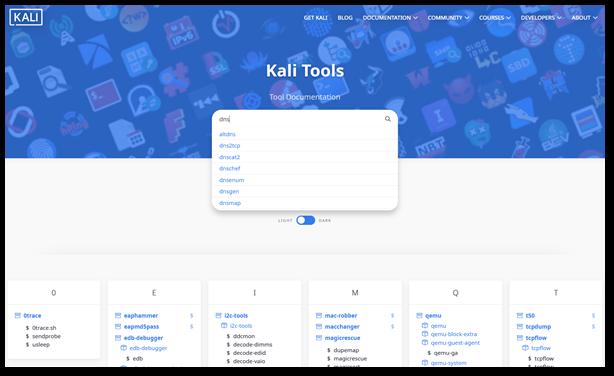 kali-tools