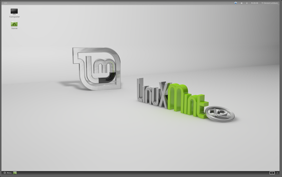 Linux Mint 12 - neue Version der Ubuntu Alternative