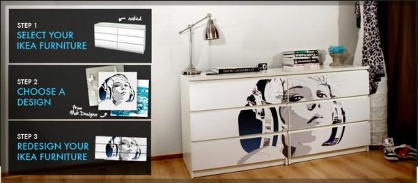 ikea m bel pimpen itrig. Black Bedroom Furniture Sets. Home Design Ideas