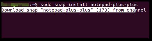 notepadplusplus-ubuntu-snap