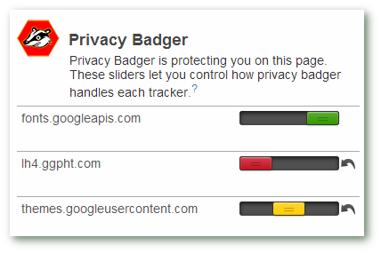 privacy-badger-ampel