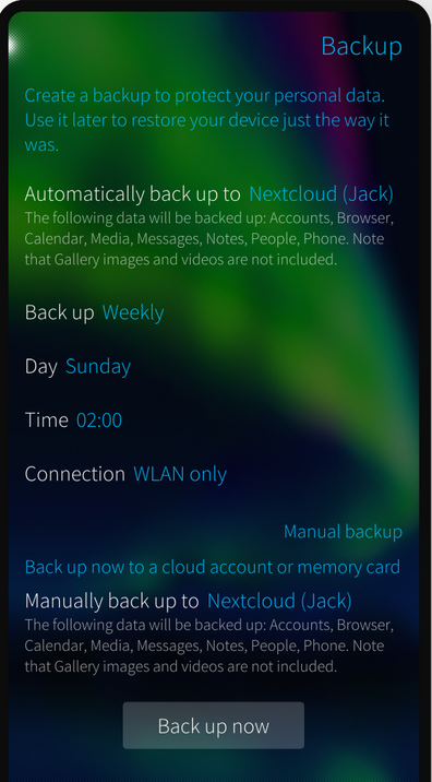 sailfishos-backup