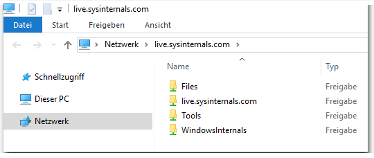 sysinternals-browser