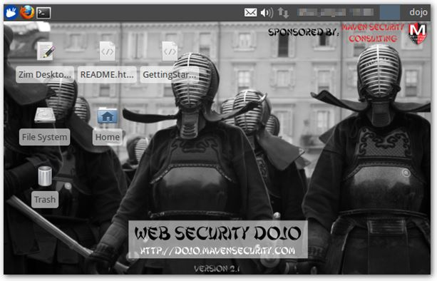 web-security-dojo